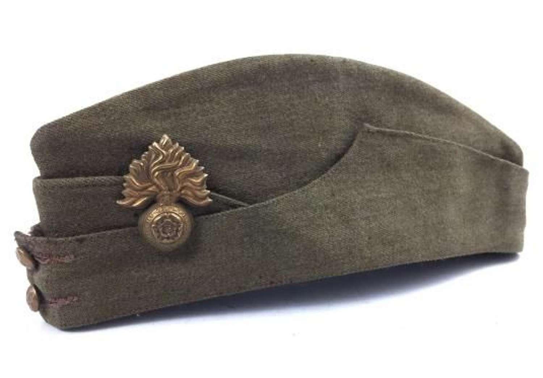 Original 1941 Dated British Army Field Service Cap - Size 7