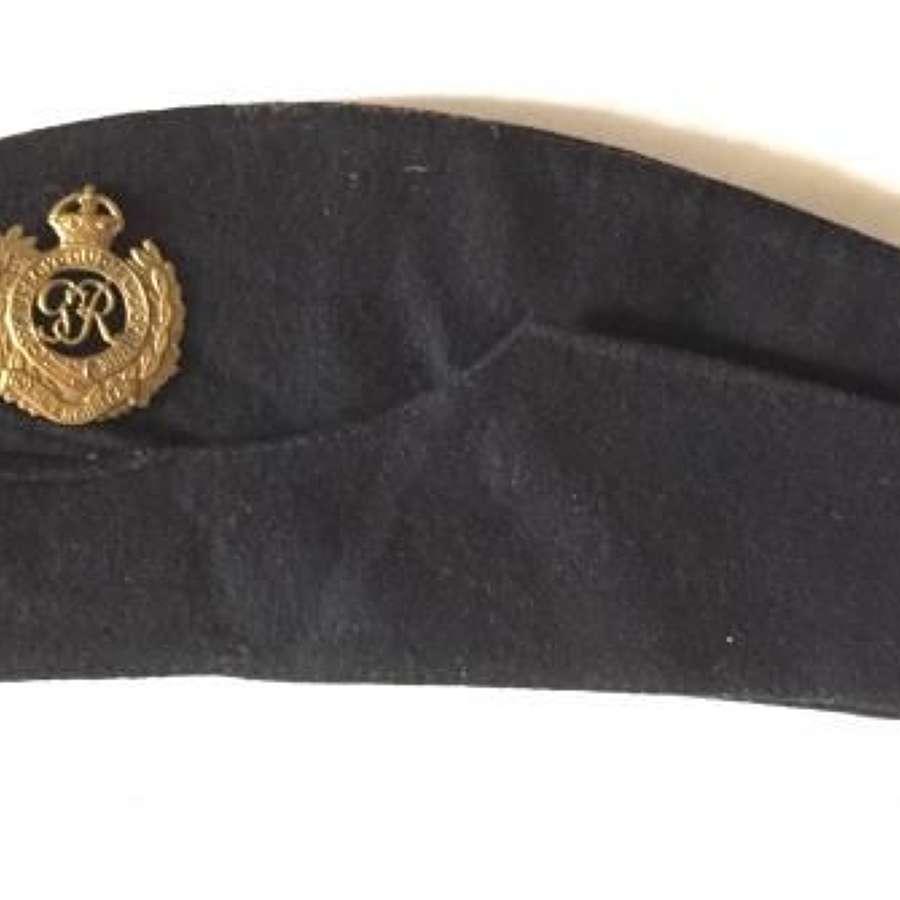 Original WW2 Era Royal Engineers Forage Cap