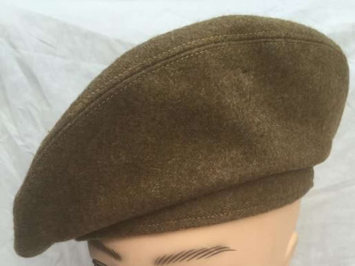 1945 Dated British Army GS Beret Size 7 3/8