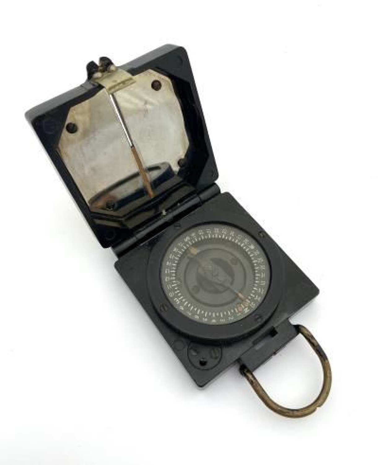 Original WW2 Compass Magnetic Marching Mark 1