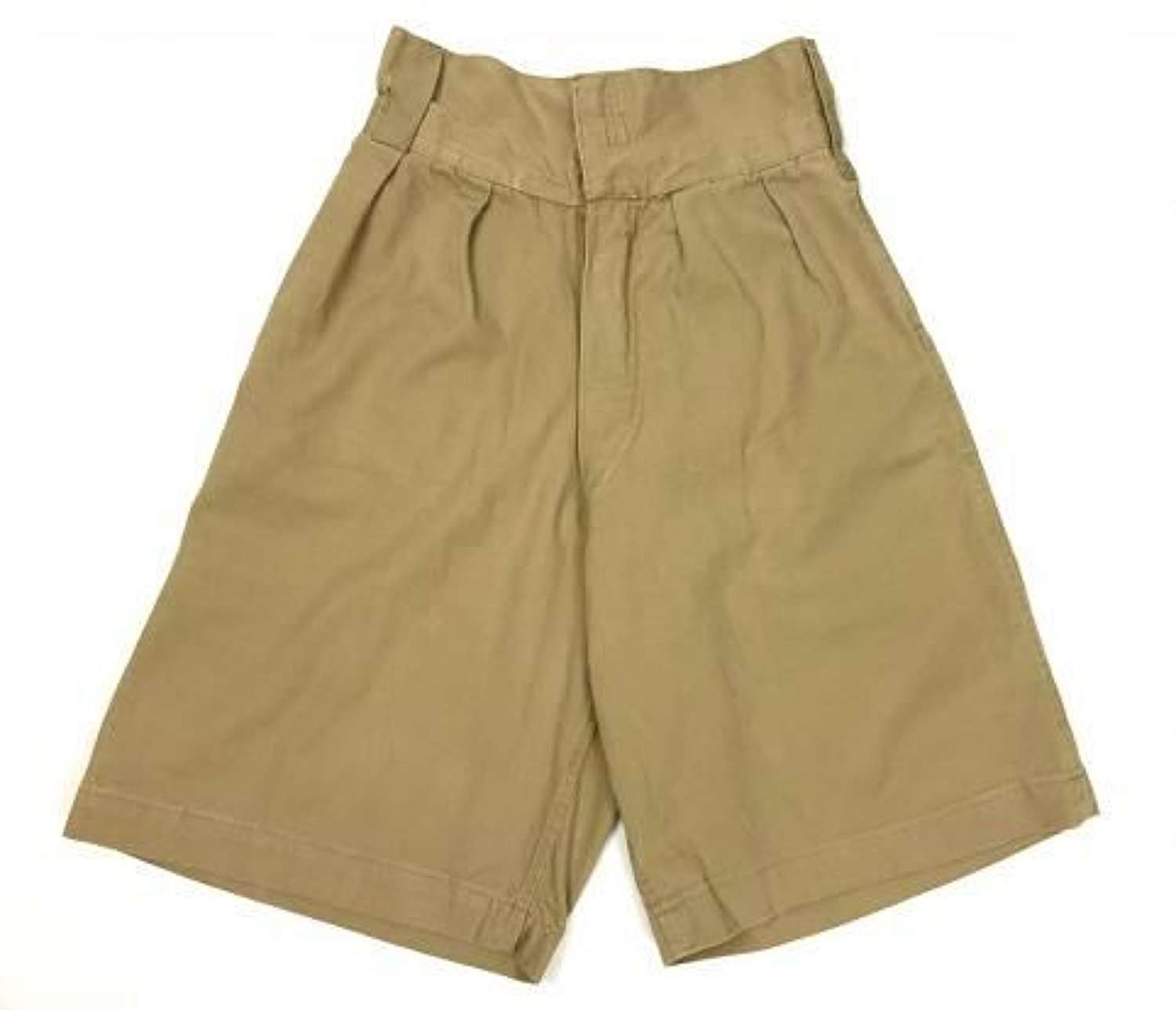 Original 1942 Dated 1941 Pattern Khaki Drill Shorts