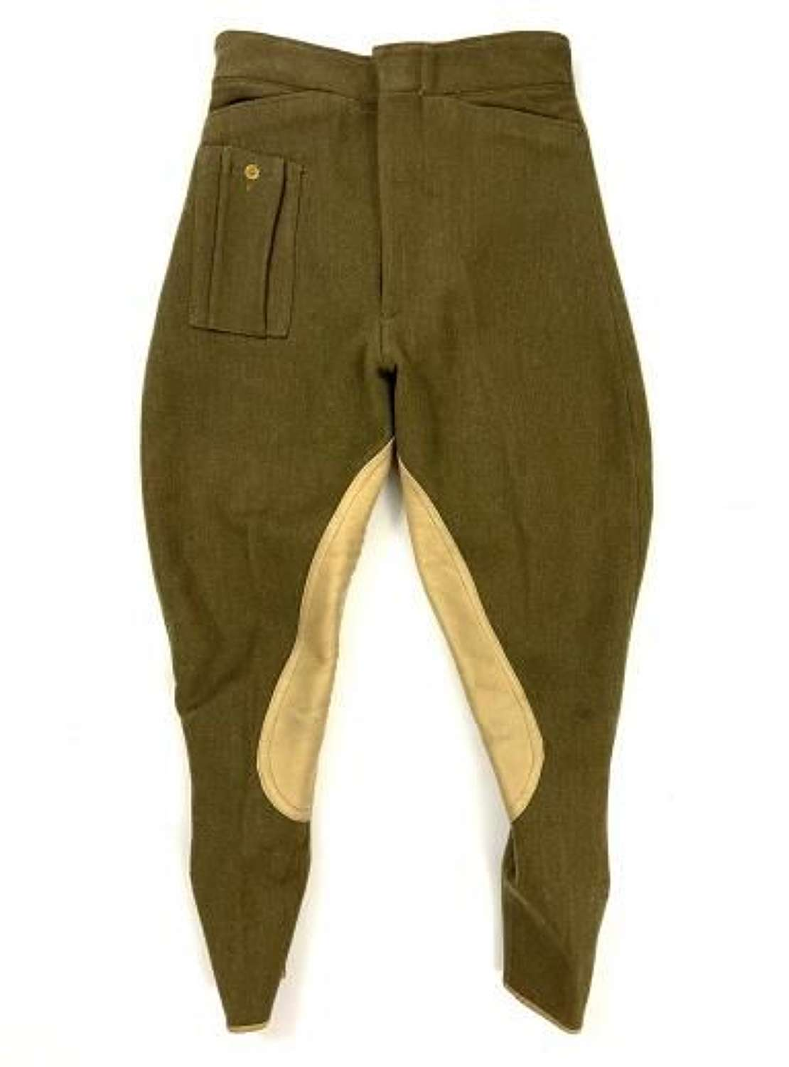 Original 1942 Dated British Army Dispatch Riders Breeches