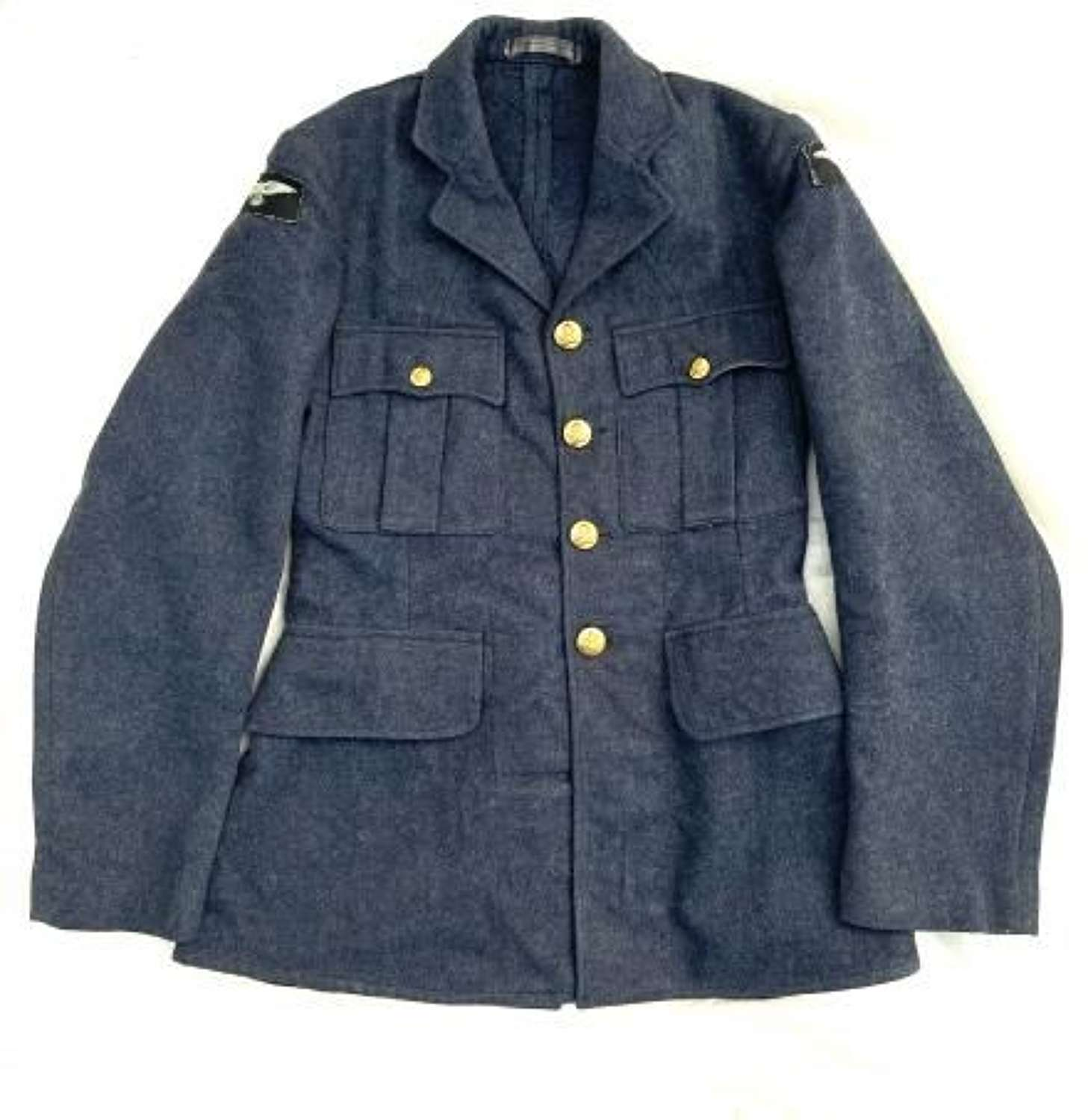 Original 1947 Dated RAF Ordinary Airman's Tunic - Size 7