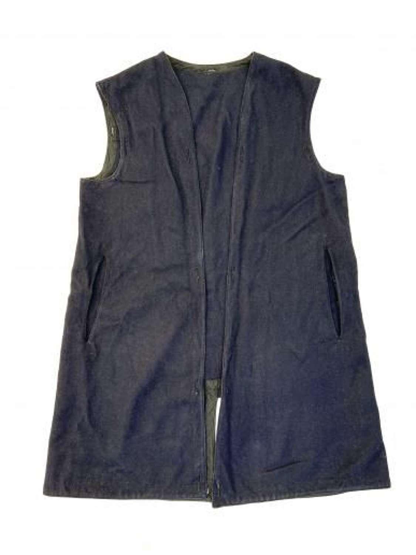 Original Royal Navy Wool Coat Liner