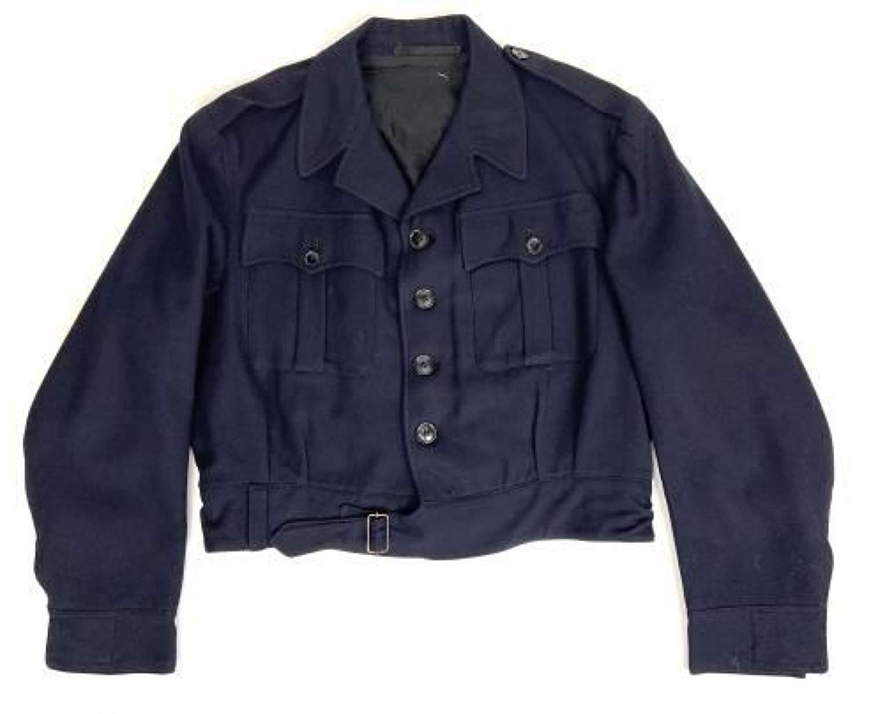 Original 1940s Navy Battledress Blouse