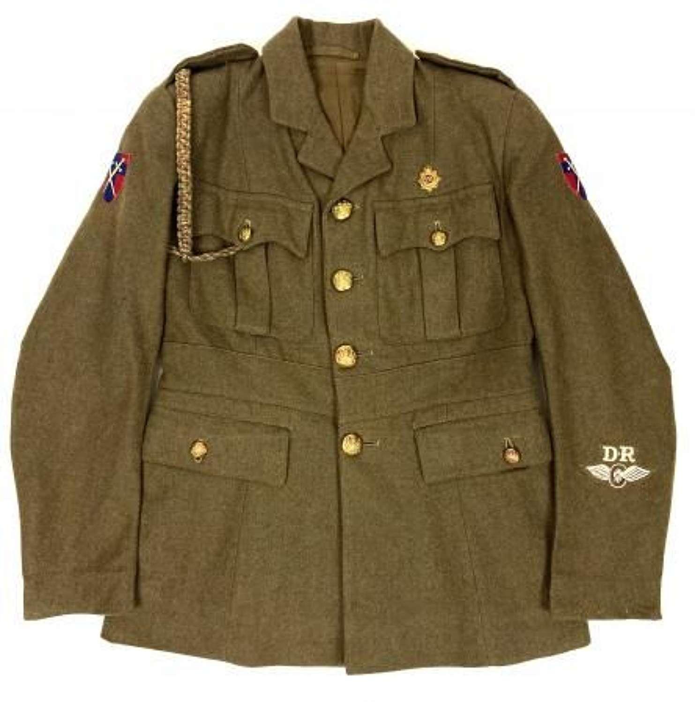Original Early WW2 First Pattern ATS Service Dress Tunic