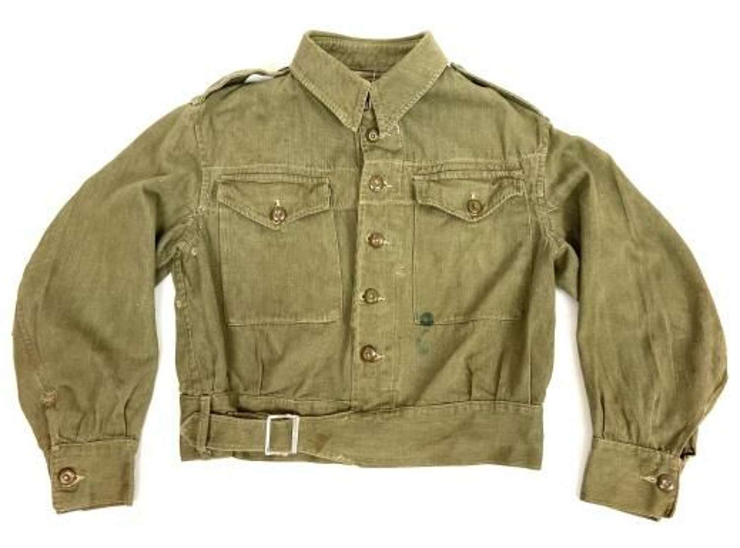 Original 1945 Denim Battledress Blouse