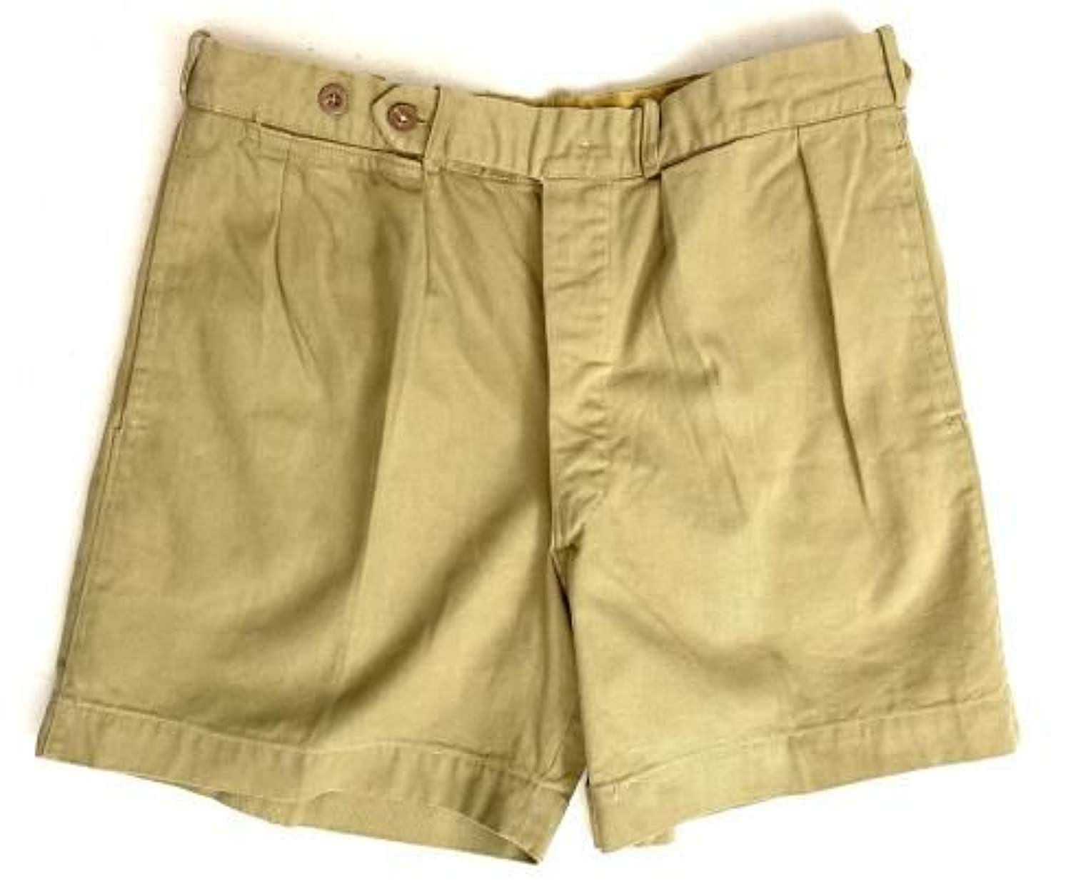 Original British Khaki Drill Shorts - Size 30