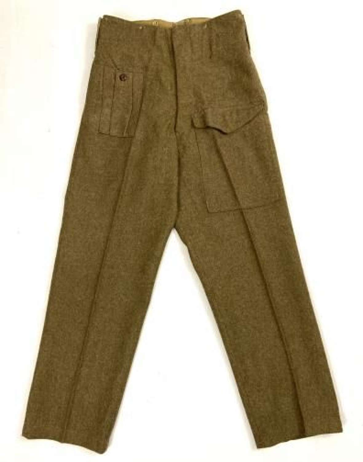 Original 1942 Dated 1940 Pattern Battledress Trousers