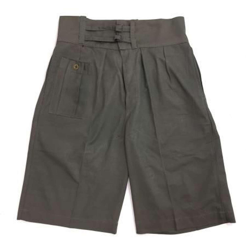 Original 1944 Dated British Army 1944 Pattern 'Shorts, Jungle'