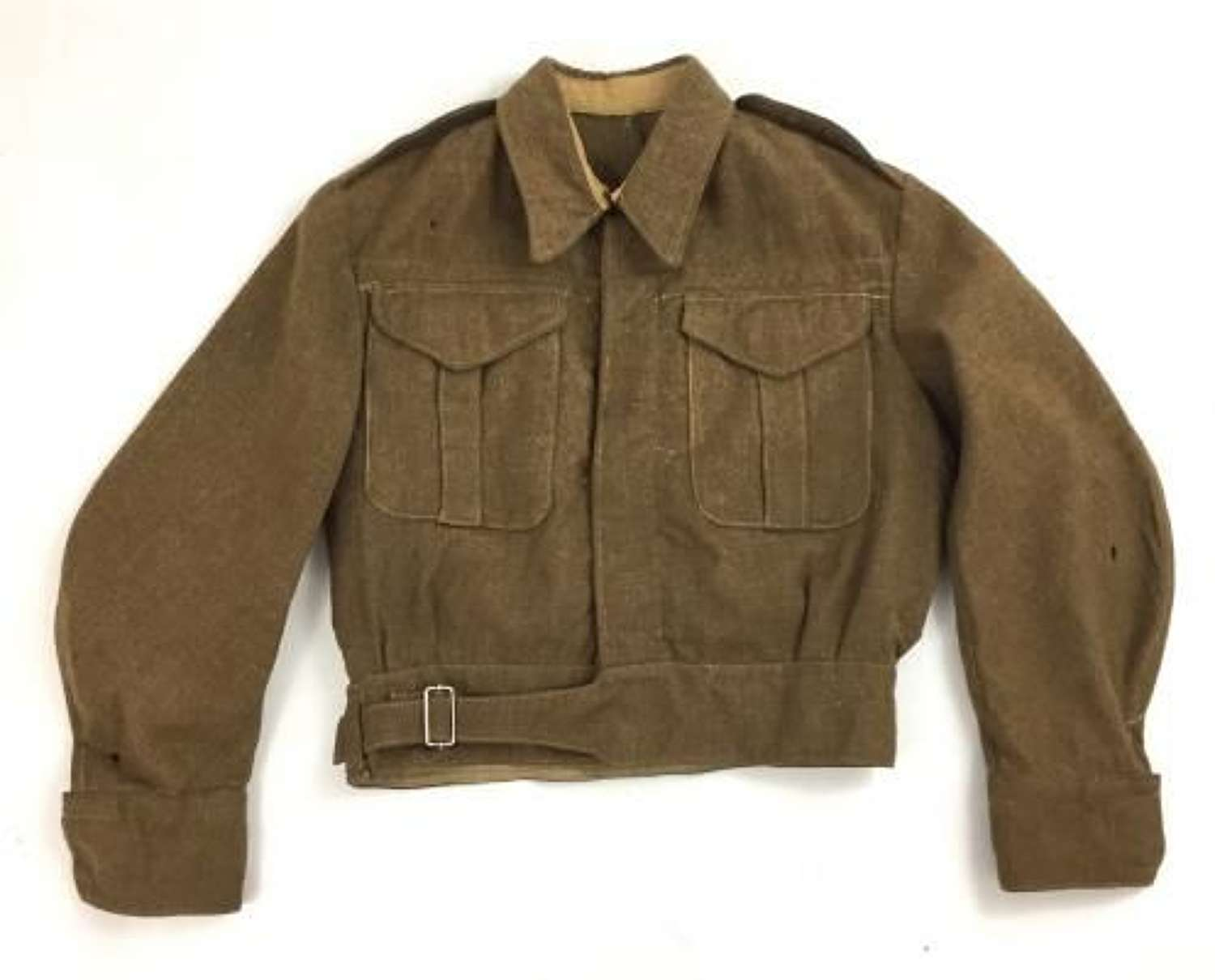 Original 1941 Dated British Army 1940 Pattern Battledress Blouse