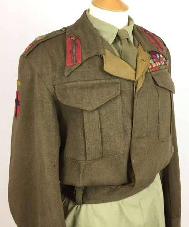 Original Lieutenant General's Battledress Blouse