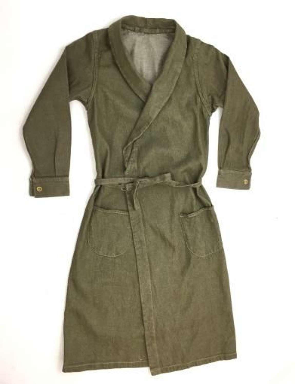 Original WW2 ATS Overall Wrap Dress