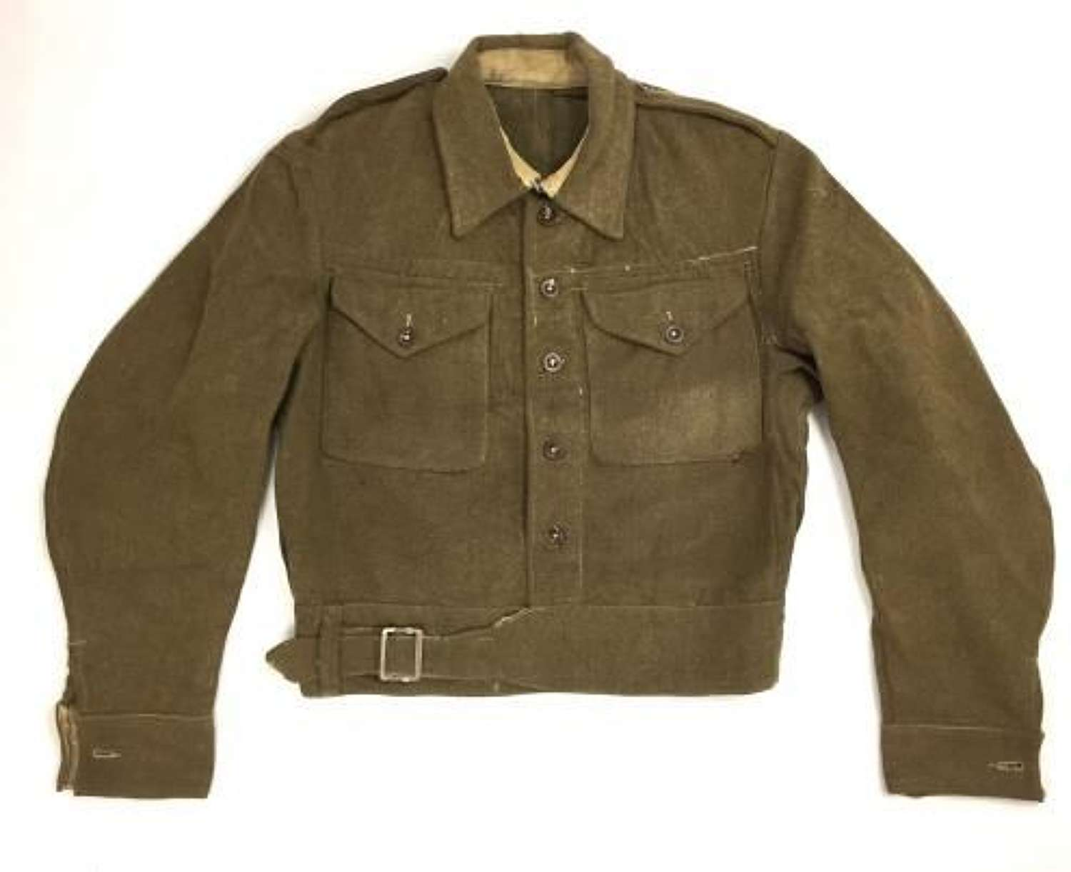 Original 1945 Dated British Army 1940 Pattern (Austerity) Battledress