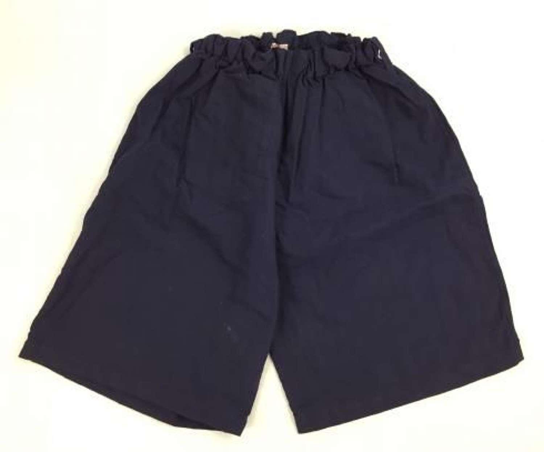 Original WW2 British PT Shorts by 'Decathlon'
