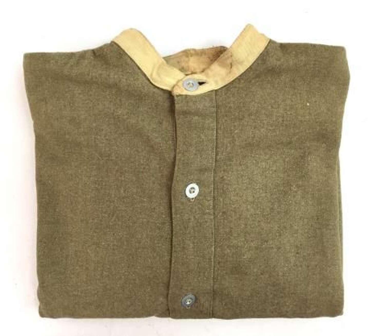 Original Early WW2 British Army Ordinary Ranks Shirt