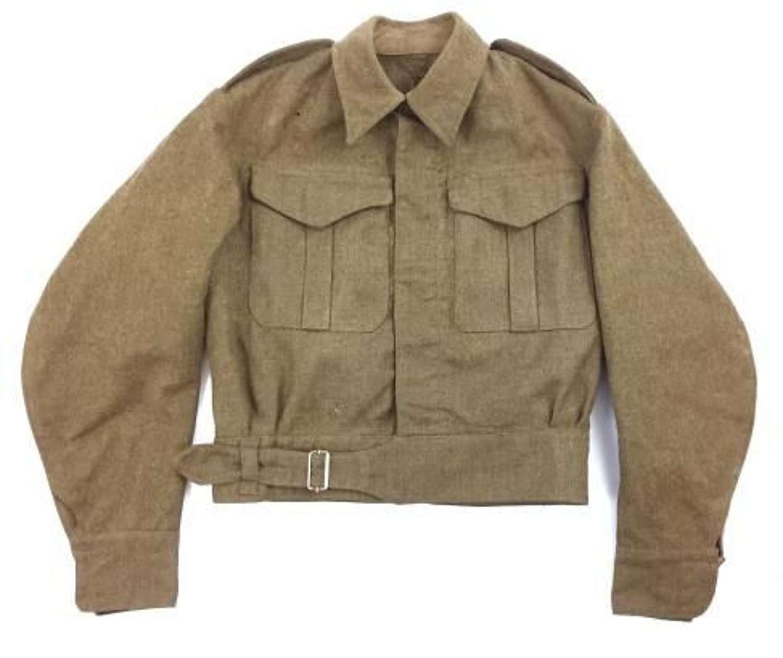 Orignal British Army 1940 Pattern Battledress Blouse