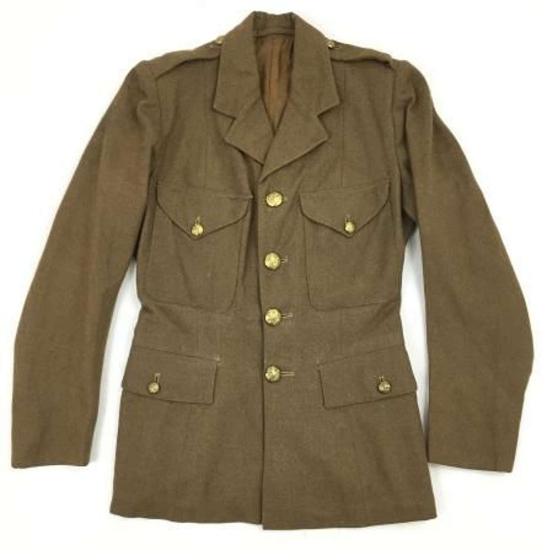 Original 1942 Dated 1941 Pattern ATS Tunic - Size 14