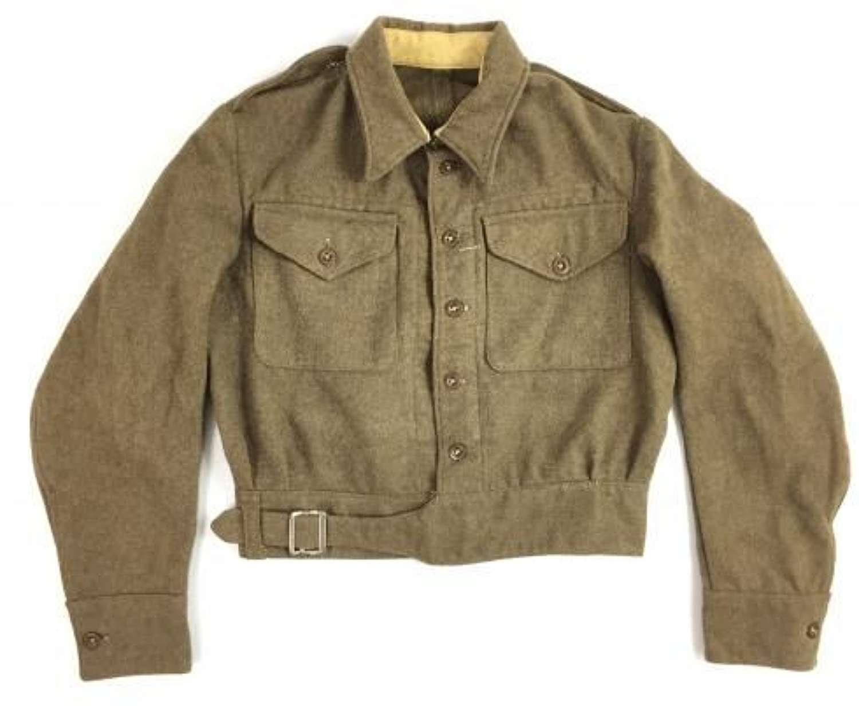 Early 1942 Dated 1940 Pattern (Austerity) Battledress Blouse - Size 16