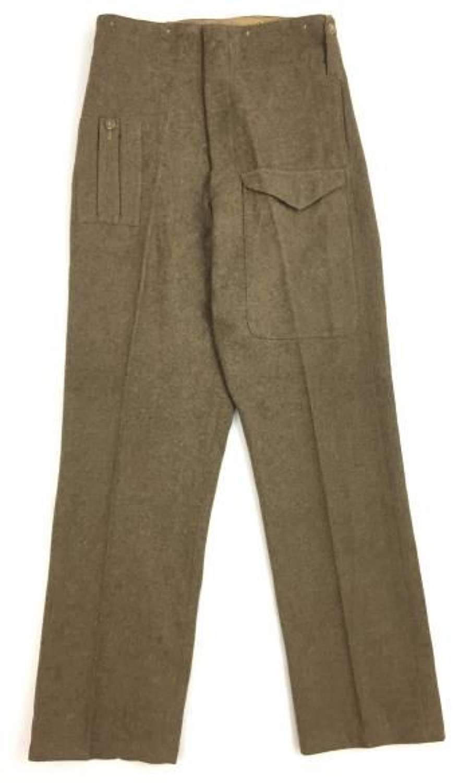 1941 Dated 1940 Pattern Battledress Trousers - large size!