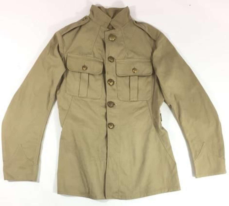 1940 Dated British Army Khaki Drill Tunic
