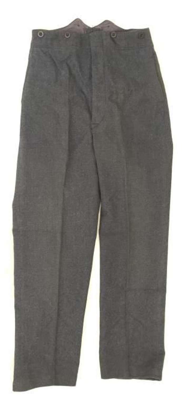 Original 1949 Dated RAF OA Trousers - Size No. 27