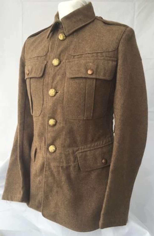 1942 Dated British Army Service Dress Tunic