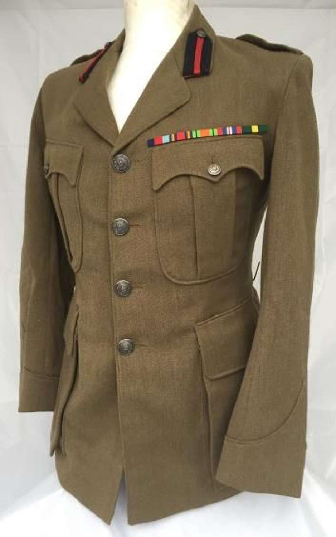 Original 1927 Dated Deputy lieutenant's Service Dress Tunic