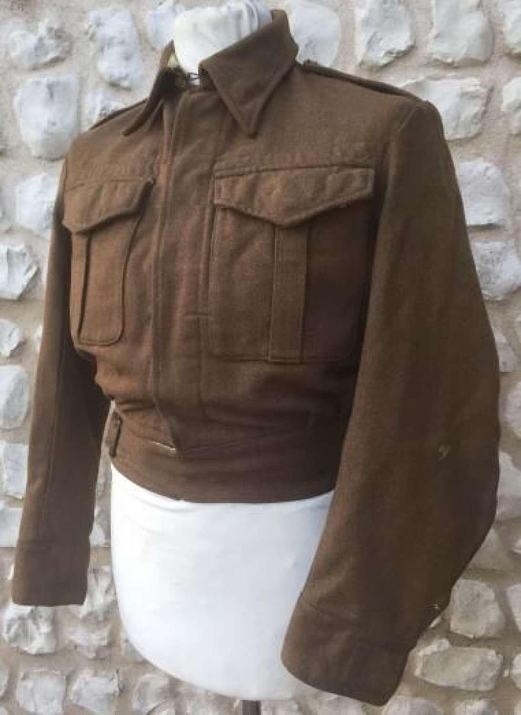 Original 1937 Pattern Battledress Blouse