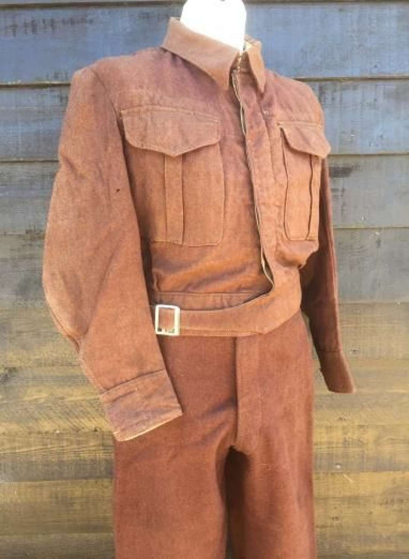 Original POW Battledress Blouse