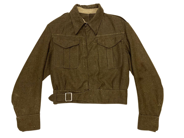 Original 1937 Pattern Battledress Blouse Dated 1941