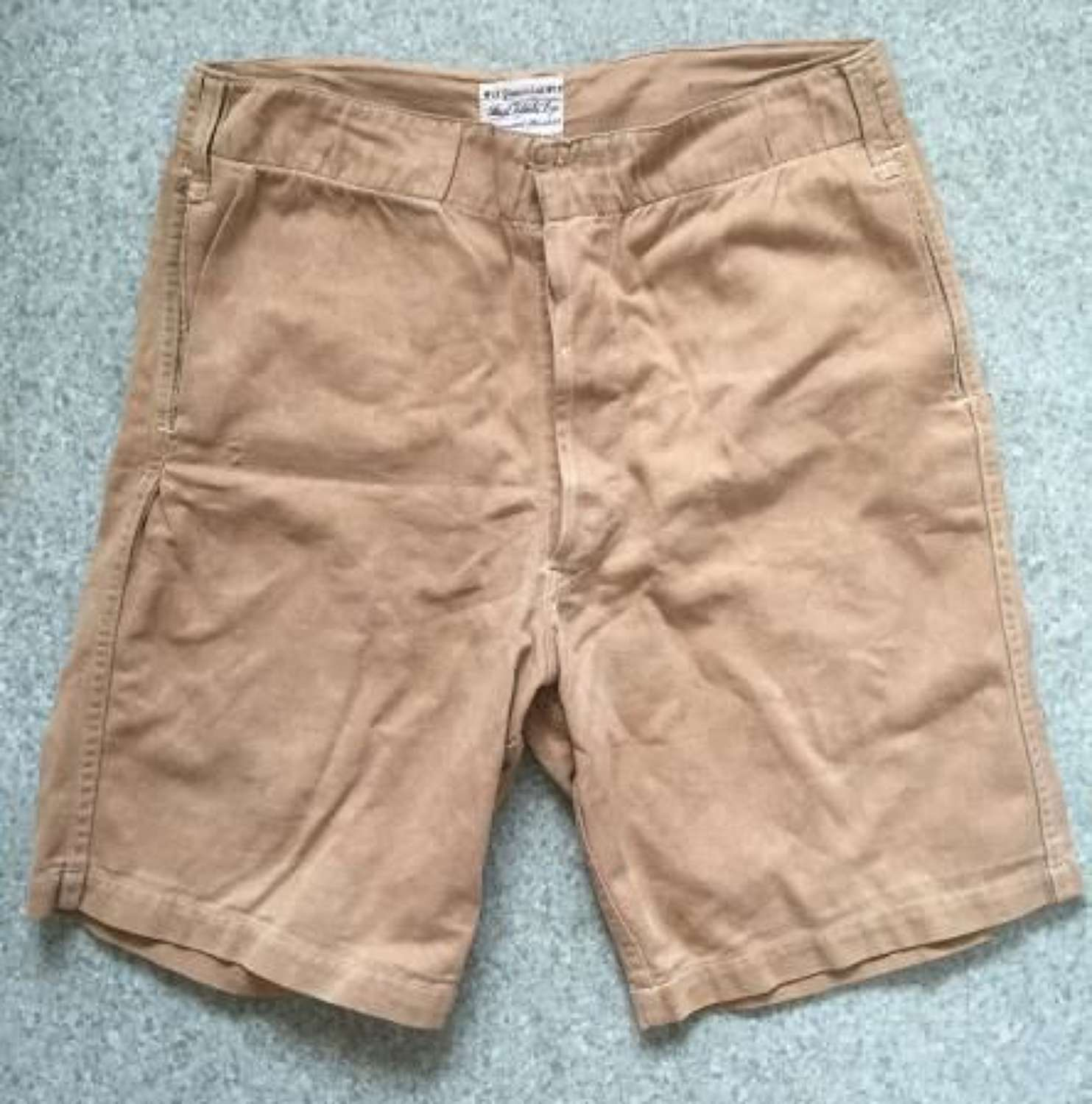 British Army Private Purchase KD Shorts