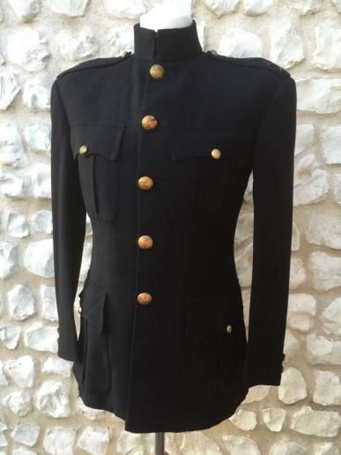 1939 Dated Royal Horse Guards No.1 Blues Tunic
