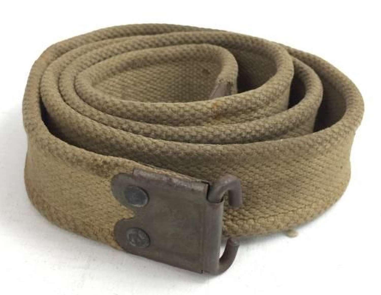 Original WW2 British Army Rifle Sling