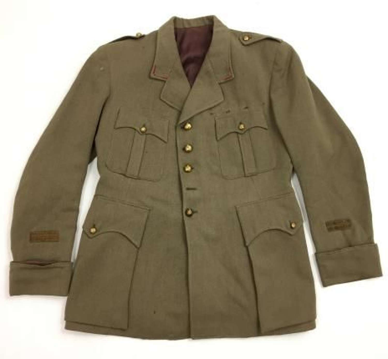 Original WW2 French Army Officers Tunic