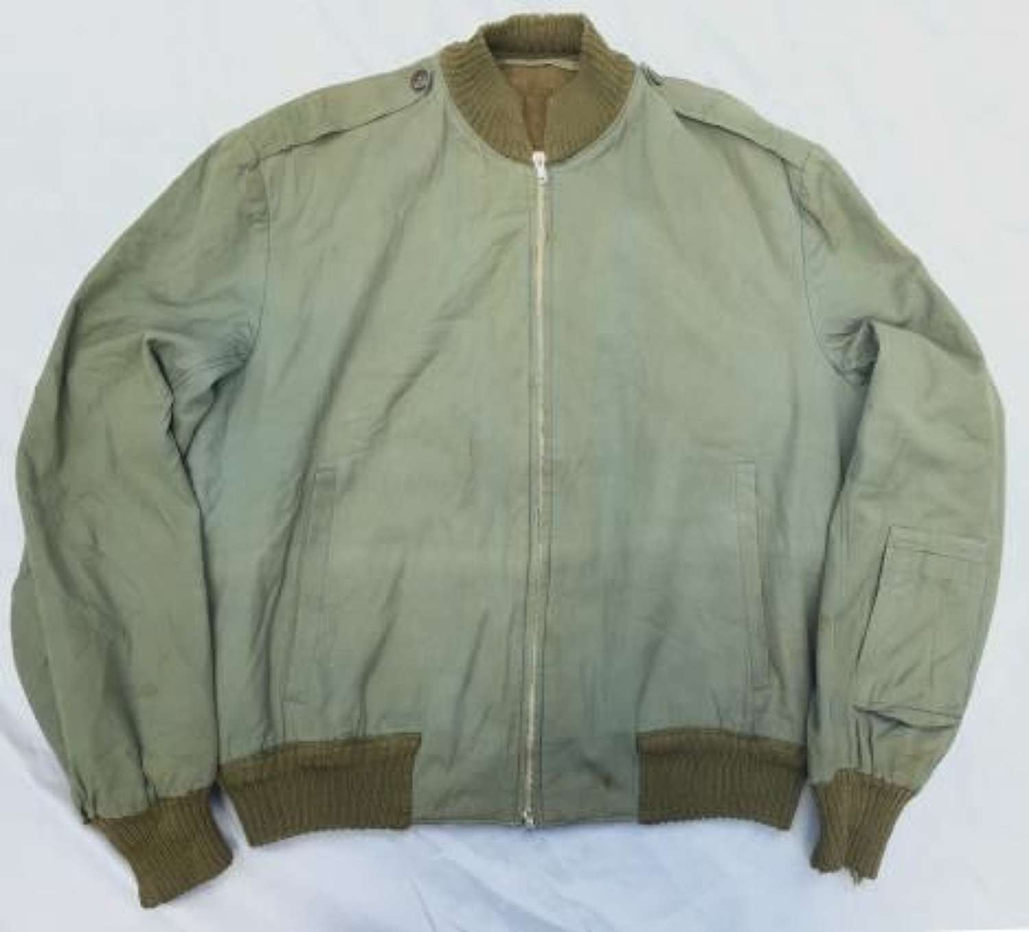 Original German Occupation made 'Euro Tanker' Jacket