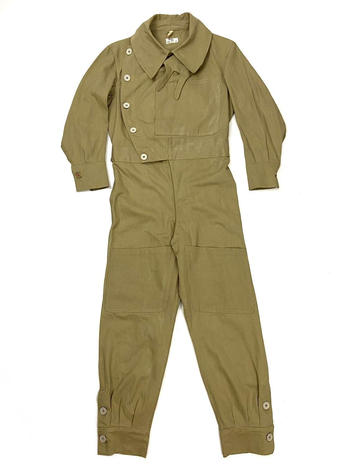 Scarce Original 1942 Dated Australian Made Sidcot Suit