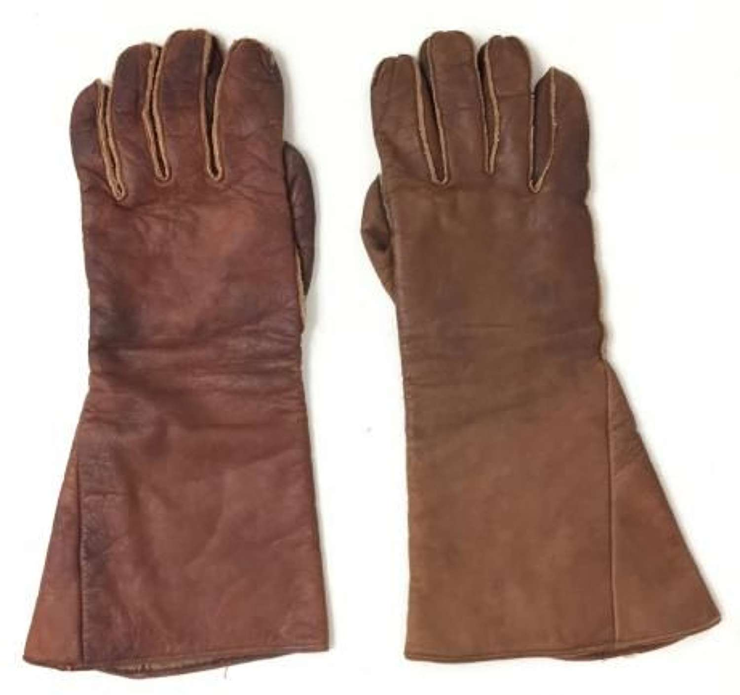 Original WW2 RAF D Type Flying Gauntlets