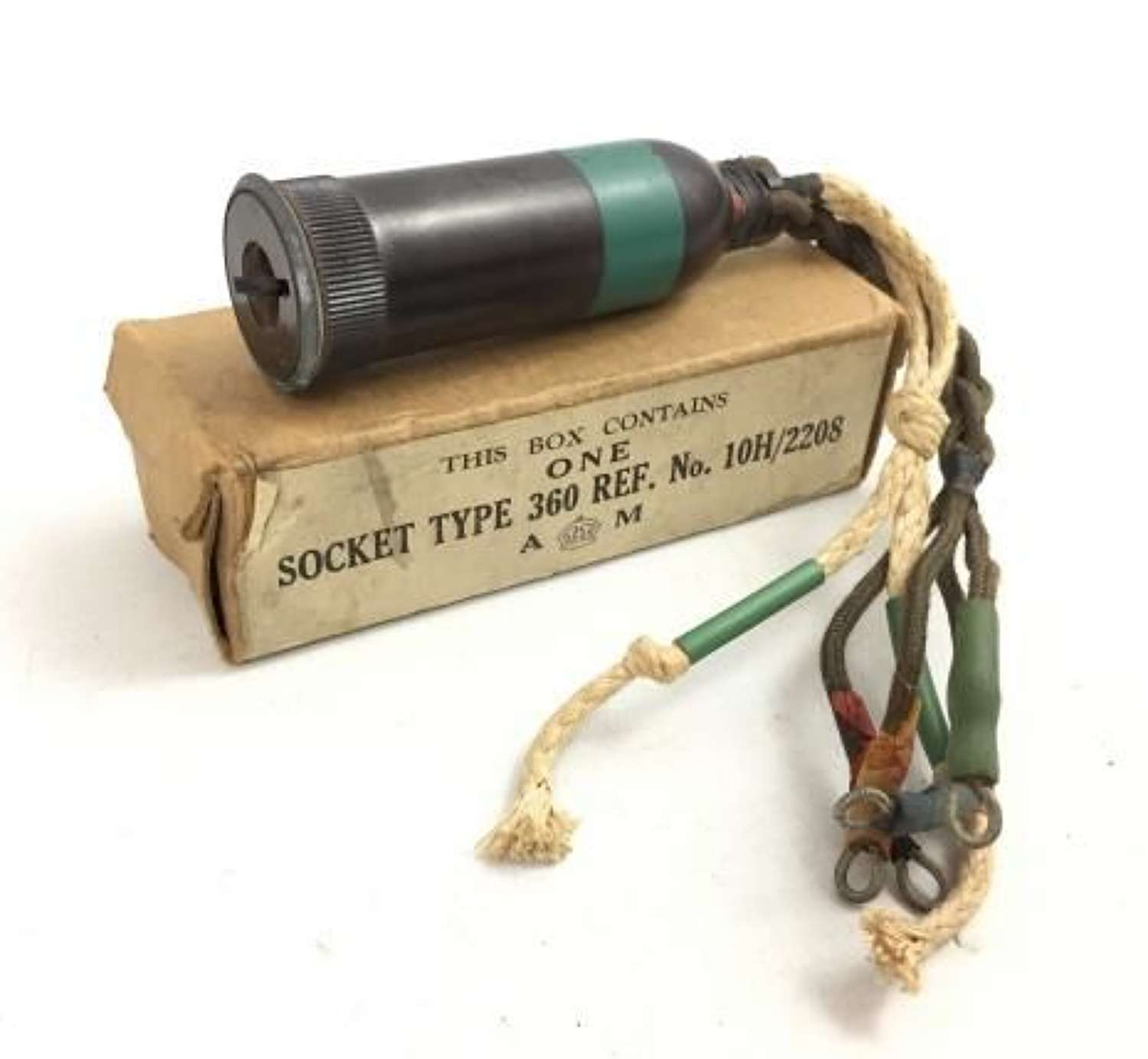 Original RAF Socket Type 360