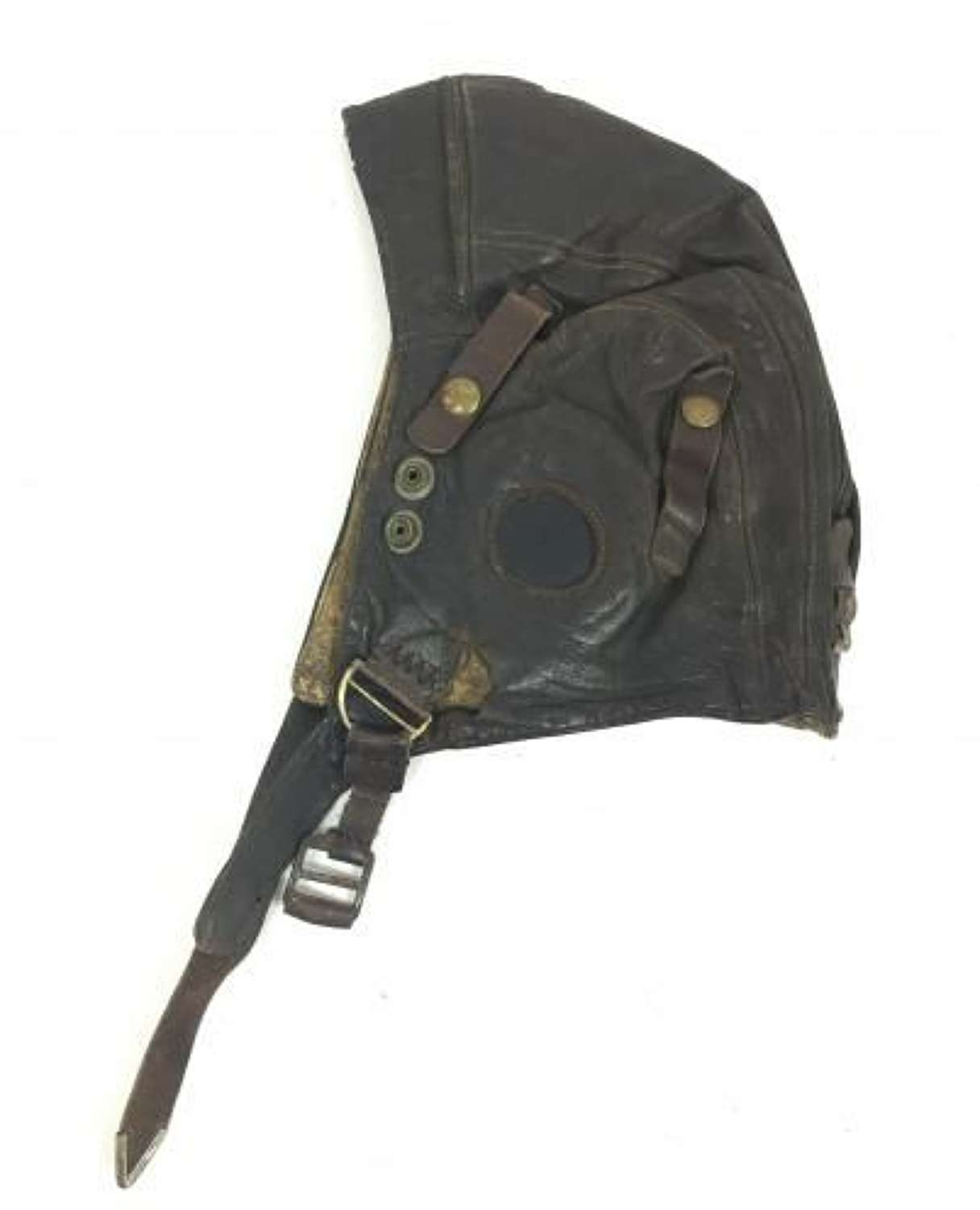 Early First Pattern C-Type Flying Helmet - Size 2