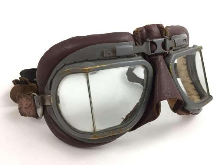 Original RAF MK VIII Flying Goggles