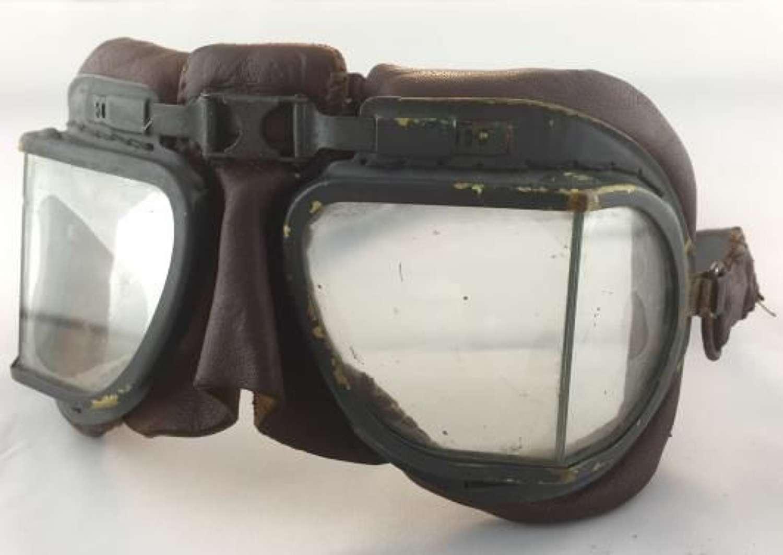 Original WW2 MK VIII RAF Goggles - Air Ministry Marked