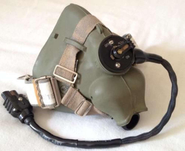 Original RAF H-Type Oxygen Mask - Un-issued!