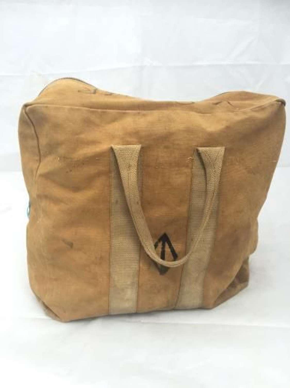 Original Wartime RAF Parachute Bag