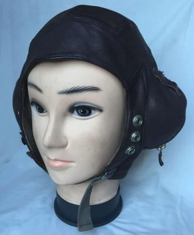 Fleet Air Arm C-type Flying Helmet - Large Size 4