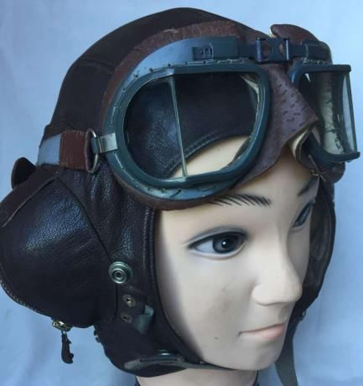 Original WW2 MK VIII RAF Flying Goggles