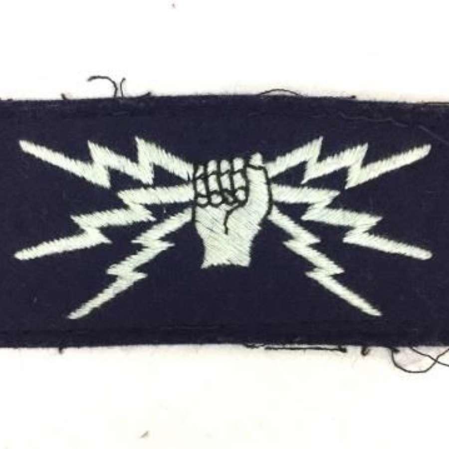WW2 Period Wireless Operator Trade Badge