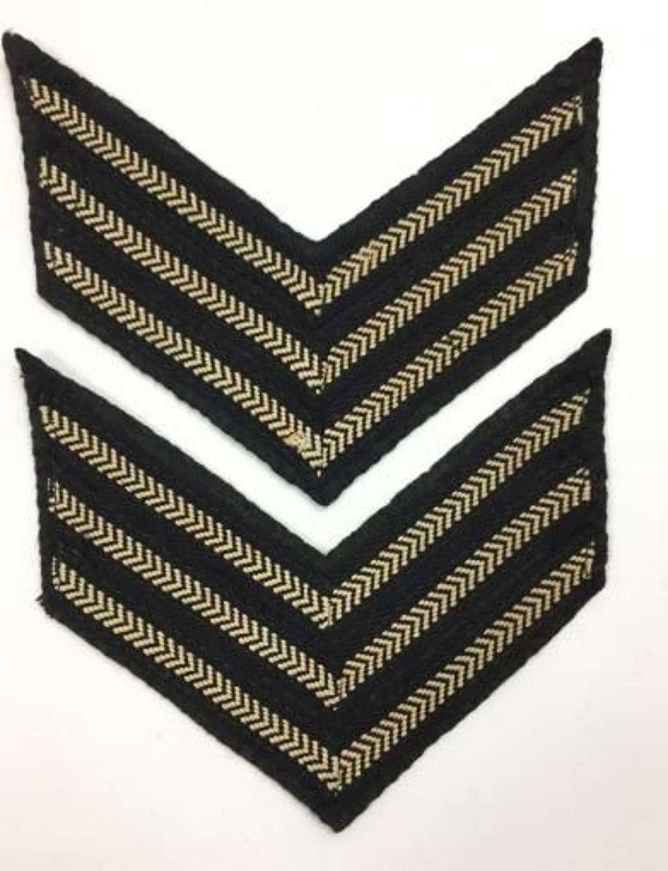 Scarce Original WW2 RCAF Sgt Stripes