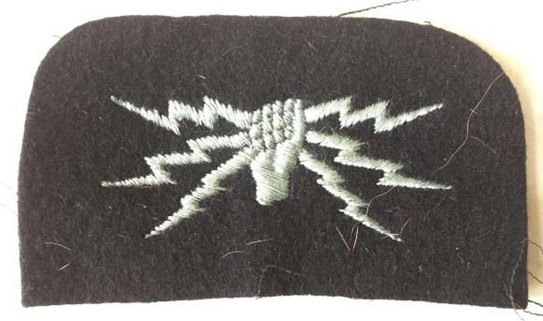 WW2 Period RAF Wireless Operator Trade Badge