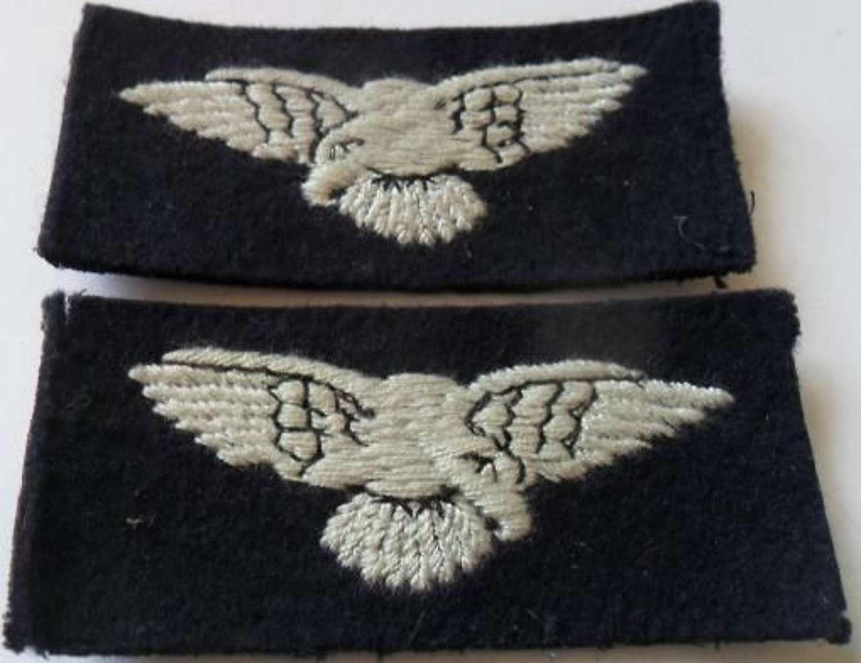 Early WW2 RAF Albatross Sleeve Insgnia - Battle of Britain